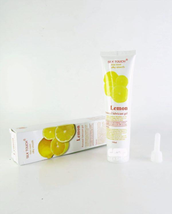 Лимонный лубрикант