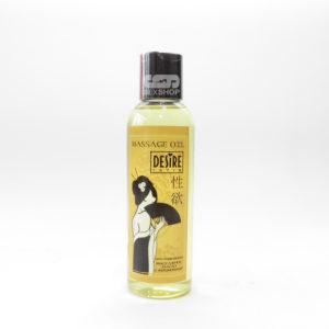 Массажное масло Desire с феромонами