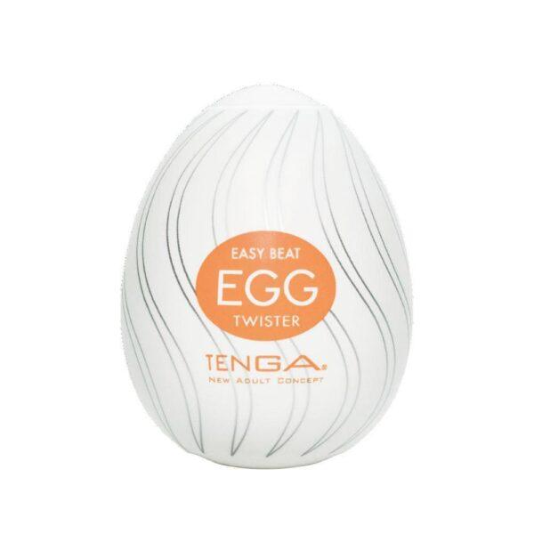 Яйцо-мастурбатор TENGA