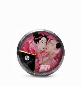 Массажная свеча Shunga роза, шоколад