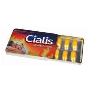 Вигара Сиалис тадалафил 20 мг 10 таблеток  Артикул 383