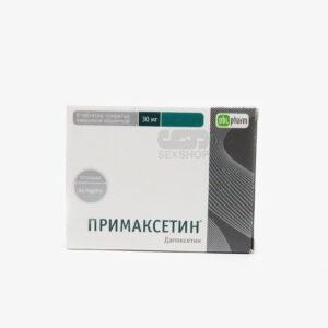 Примаксетин для продления полового акта 6 таблеток Артикул 482