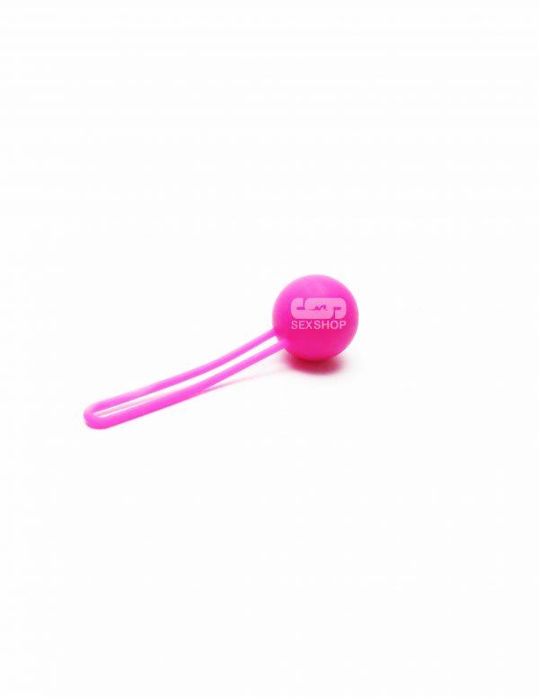 Вагинальные шарики одиночные ToyFa