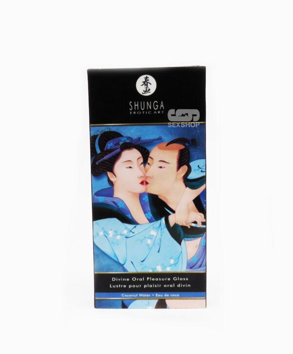 Блеск для губ Shunga Особые Поцелуи