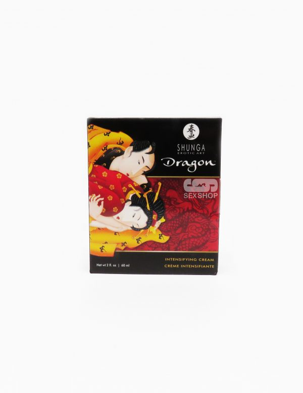 Интенсивный стимулирующий крем для пар Shunga