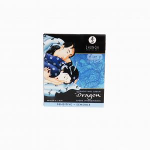 Деликатный стимулирующий крем для пар Shunga Лёд и Пламень Артикул 557