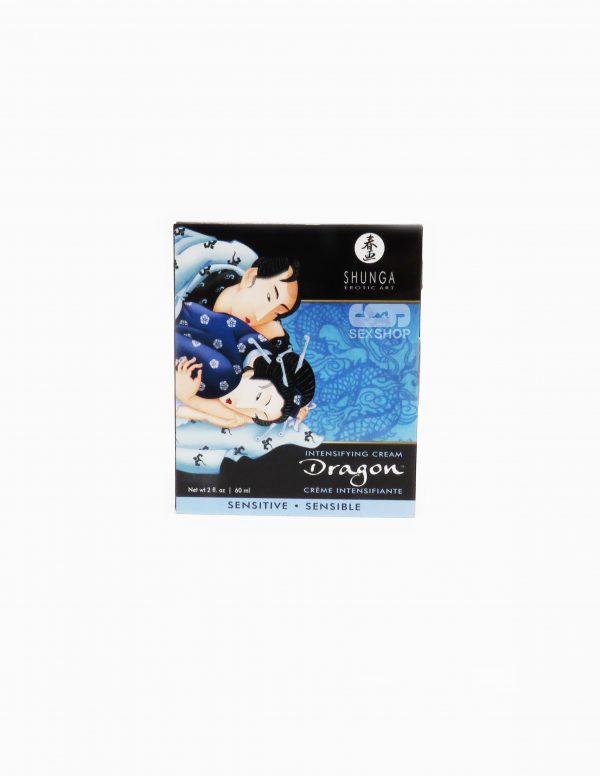 Деликатный стимулирующий крем для пар Shunga