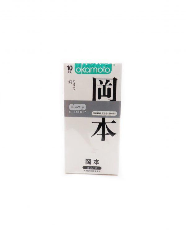 Презервативы Окамото эффект второй кожи