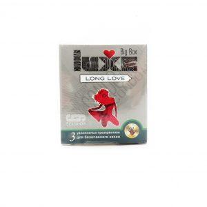 Презервативы Luxe long love