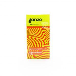 Презервативы Ganzo ароматизированные Juice Артикул 609
