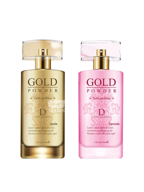 Духи Gold Powder