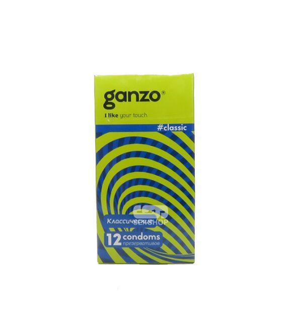 Презервативы Ganzo Classic